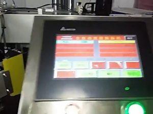 全自動電腦標籤印刷機捲筒貼紙塑料袋標籤機