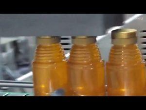 高品質的自動e液體美容霜灌裝機出售