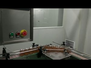 自動水果果醬瓶罐麵食醬洗灌裝封蓋貼標機