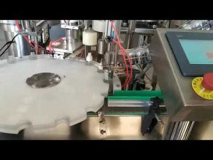 中國批發酸瓶液體灌裝機