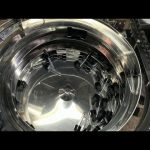 機械手式CBD瓶灌裝旋蓋機