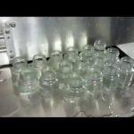 全自動六頭液體線性灌裝機,香水香精灌裝機