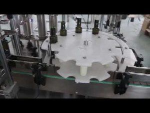 熱銷ce標準自動橄欖油灌裝機