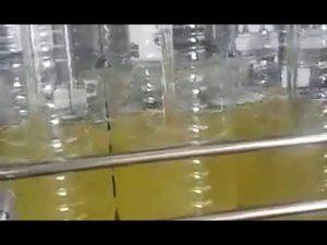 自動灌裝食用油包裝機